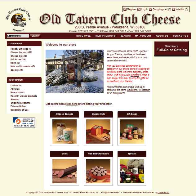 Olde Tavern Cheese Foods