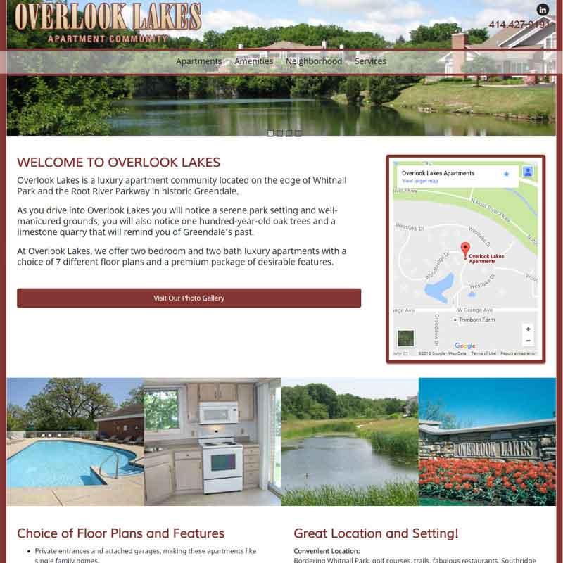 Overlook Lakes