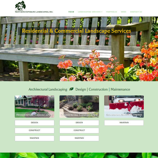 Northern Exposure Landscape Design