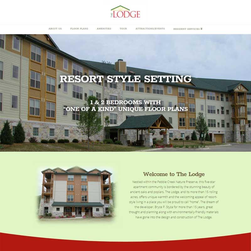 The Lodge - Styza Properties
